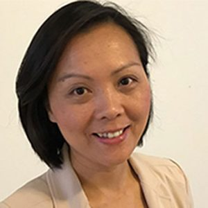 Julie Chu - Physiotherapist